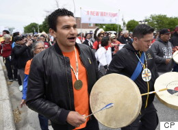 How Wab Kinew Went From Rapper To Manitoba NDP Candidate