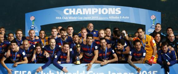 Vid o le fc barcelone remporte le mondial des clubs pour la 3e fois - Palmares coupe du monde des clubs ...