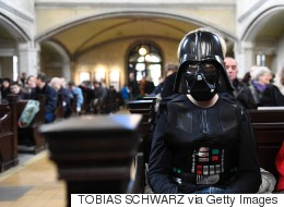 This Star Wars Themed Church Service Took Fan Fervor To An Epic New Level