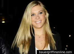 Chelsy Davy Out In London