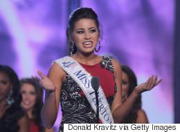 Suspenden a Miss Puerto Rico 2015 por comentario racista