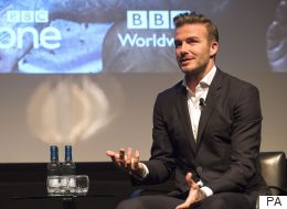 David Beckham's Words Of Advice For Tyson Fury