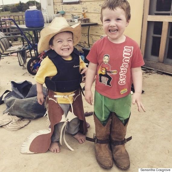 beau cosgrove cowboy taralga