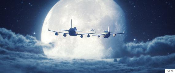 Entertaining Children on a flight