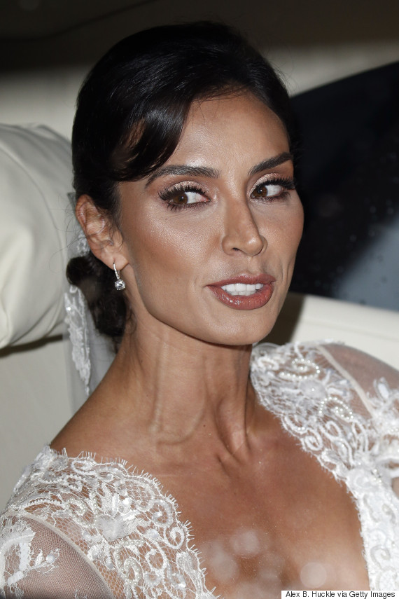Christine Bleakley Wedding Pictures See Her Stunning