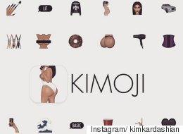 Contouring Emojis Now Exist, Thanks To Kim Kardashian