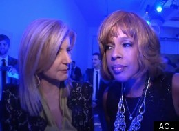 Arianna Chats With Gayle King At Game Changers 2011