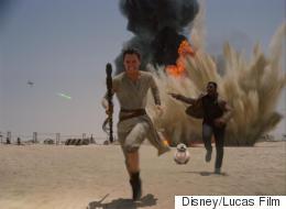 40 lagunas imperdonables de 'Star Wars: El despertar de la fuerza'