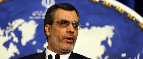 A SPOKESMAN FOR THE IRANIAN FOREIGN MINISTRY