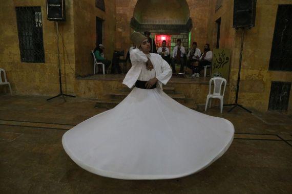 aleppo sufi dance