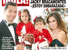 Jacky Bracamontes: ¡Nuevamente embarazada!