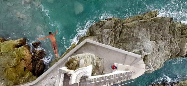 Fotos tomadas por drones prueban que todo luce mejor desde el aire
