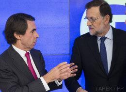 Aznar pide a Rajoy un congreso abierto del PP
