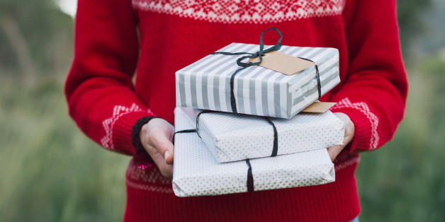 "Image result for When you ""HAVE"" to do gifts, opt for Secret Santa for charity donations"