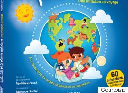 Un livre de voyages pour enfants à découvrir!