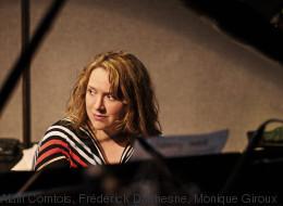 Julie Lamontagne et sa formation, du jazz comme on l'aime