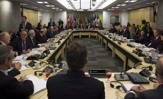 finance ministers canada