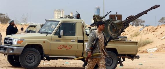 LIBYA ISIS