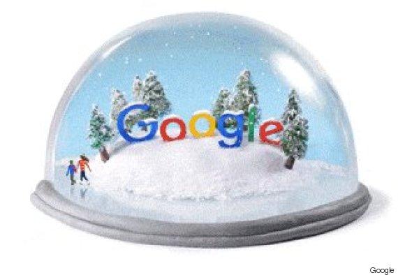 winter solstice google doodle