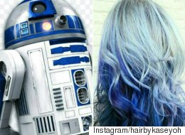 People Had A 'Star Wars' Hairstyle Contest On Instagram, And It Was Amazing