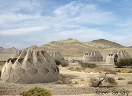 Une architecte imagine l'abri idéal pour accueillir les réfugiés