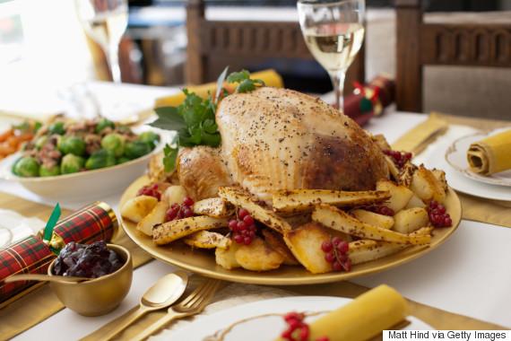 turkey christmas