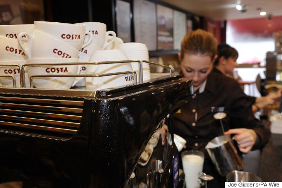 national living wage costa