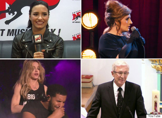 celeb viral videos 2015