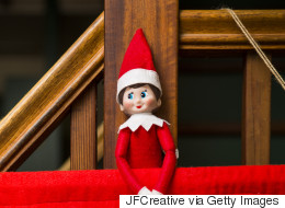 Seven Reasons Why There Won't Be An Elf On My Shelf Any Time Soon