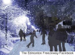 Ever Wanted To Skate To Work? Now Edmontonians Can
