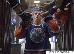 'McJesus:' Connor McDavid Fandom Consumes Edmonton