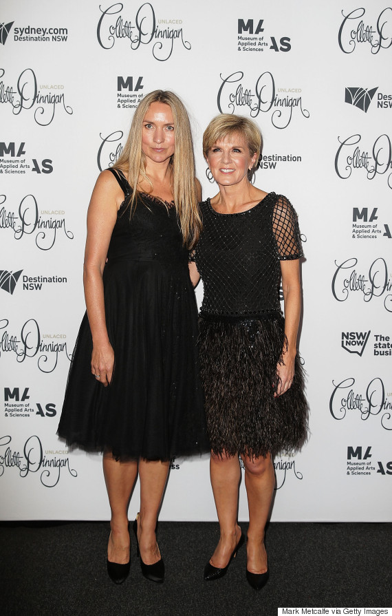julie bishop fashion