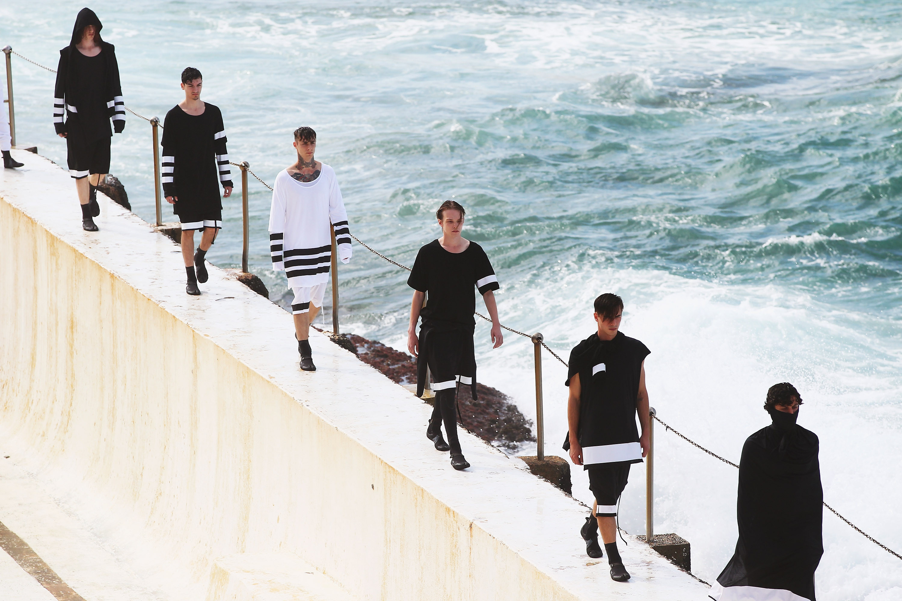 sydney fashion week icebergs bondi