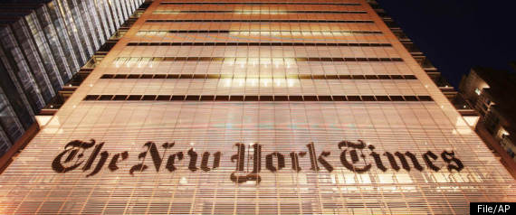 NEW YORK TIMES SOURCES
