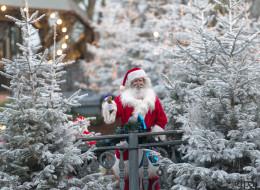 Experten decken Skandal auf: Der Weihnachtsmann ist in Wirklichkeit ein Islamist