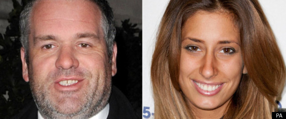CHRIS MOYLES STACEY SOLOMON
