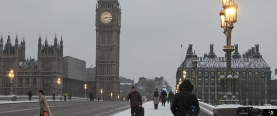 HOW WELCOMING IS LONDON TO FOREIGN STUDENTS