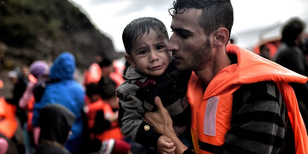 Images With All These Children Dead at Sea, We Couldn
