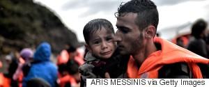 refugees italy children