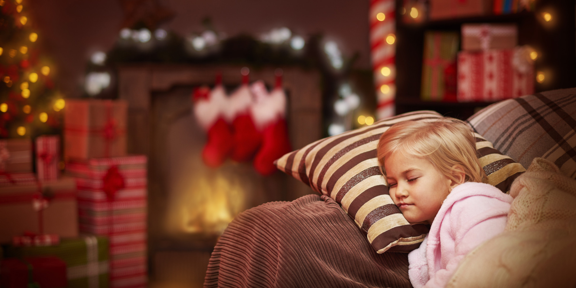 With the excitement of the holiday season, it can often be difficult to get kids to settle down at night. This is especially difficult on Christmas Eve with the promise of .