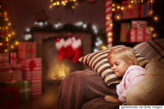 sleep christmas