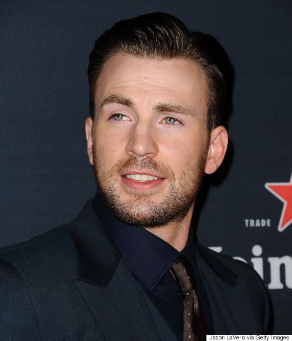 chris evans actor