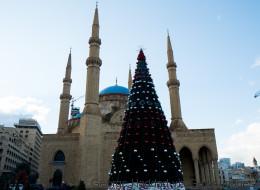 Jésus et Mahomet fêtent Noël ensemble