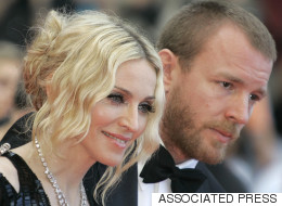 Madonna And Guy Ritchie In Court Battle Over Teenage Son