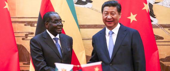 CHINA ZIMBABWE