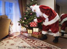 Vous avez déjà cru au père Noël?