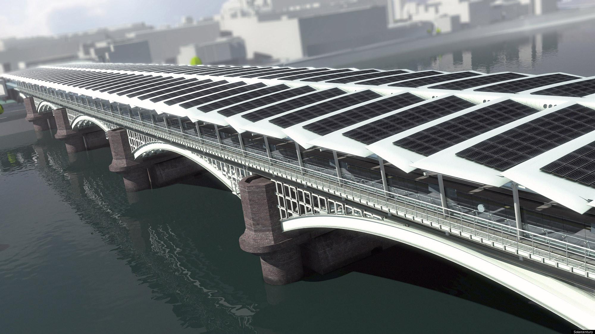 Blackfriars Bridge Victorian London Landmark To Receive
