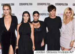 The Kardashians' Christmas Card Is Most Surprising Yet (But Not For The Reason You Think)