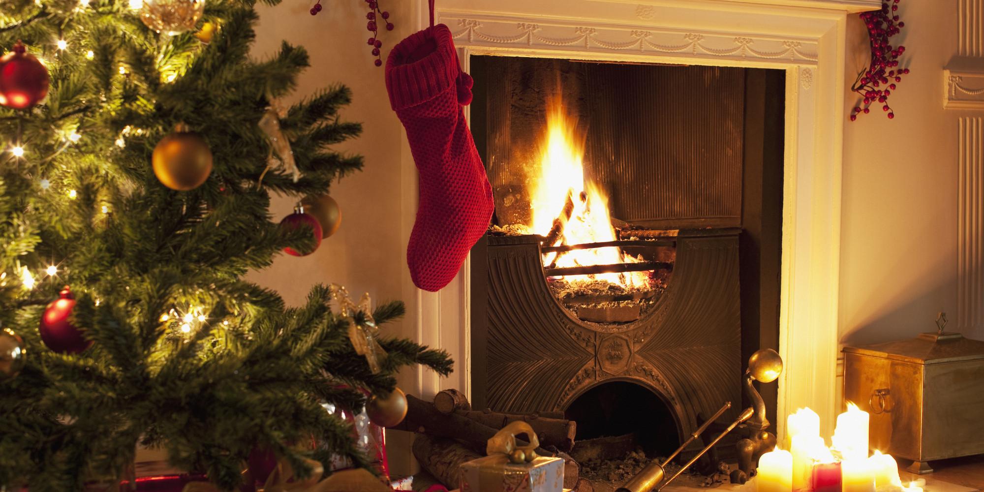 O CHRISTMAS FIRE Facebook