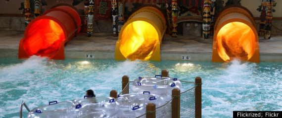UK WATER PARKS